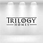 TRILOGY HOMES Logo - Entry #238