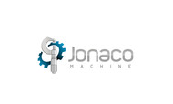 Jonaco or Jonaco Machine Logo - Entry #223