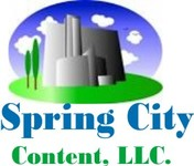 Spring City Content, LLC. Logo - Entry #71