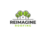 Reimagine Roofing Logo - Entry #353