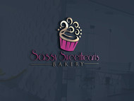Sassy Sweethearts Bakery Logo - Entry #66