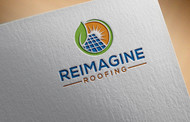 Reimagine Roofing Logo - Entry #268