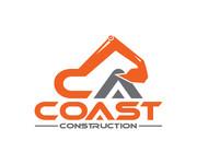 CA Coast Construction Logo - Entry #154