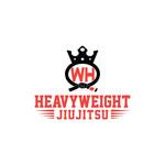 Heavyweight Jiujitsu Logo - Entry #189