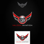 Valcon Aviation Logo Contest - Entry #113