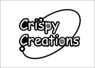 Crispy Creations logo - Entry #125