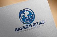 Baker & Eitas Financial Services Logo - Entry #473