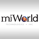 MiWorld Technologies Inc. Logo - Entry #37