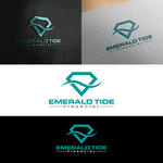 Emerald Tide Financial Logo - Entry #396