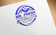 Mr. Fresh Carpet Care Logo - Entry #28