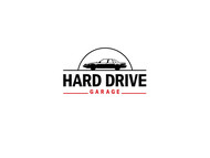 Hard drive garage Logo - Entry #265