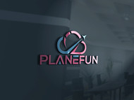 PlaneFun Logo - Entry #76