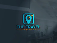 The Travel Design Studio Logo - Entry #46