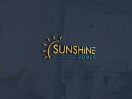 Sunshine Homes Logo - Entry #235