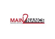 MAIN2NANCE BUILDING SERVICES Logo - Entry #1