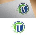 Schmidt IT Solutions Logo - Entry #15