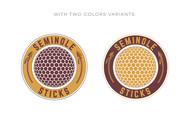 Seminole Sticks Logo - Entry #7