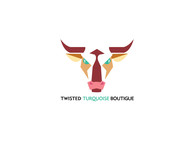 Twisted Turquoise Boutique Logo - Entry #120