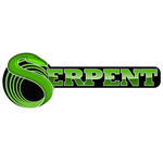 """Serpent"" Design for Retail Packaged Product Logo - Entry #15"