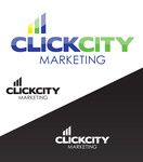 Click City Marketing Logo - Entry #32