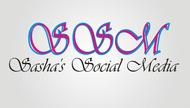 Sasha's Social Media Logo - Entry #167
