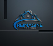 Reimagine Roofing Logo - Entry #288