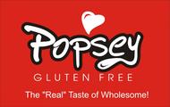 gluten free popsey  Logo - Entry #55