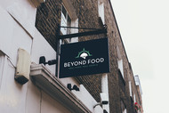 Beyond Food Logo - Entry #74