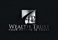 4P Wealth Trust Logo - Entry #133
