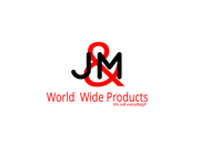 J&M World Wide Products Logo - Entry #6