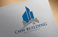 CMW Building Maintenance Logo - Entry #451