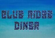 Blue Ridge Diner Logo - Entry #58
