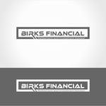 Birks Financial Logo - Entry #206