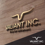Valiant Inc. Logo - Entry #78