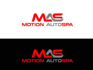 Motion AutoSpa Logo - Entry #31