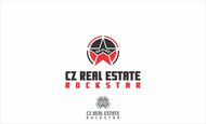 CZ Real Estate Rockstars Logo - Entry #65