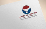 American Diamond Cattle Ranchers Logo - Entry #155