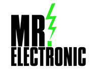 Mister Electronic Logo - Entry #25