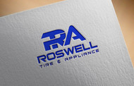 Roswell Tire & Appliance Logo - Entry #158