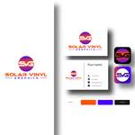 Solar Vinyl Graphics Logo - Entry #336