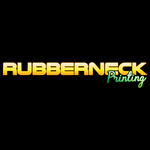 Rubberneck Printing Logo - Entry #1