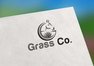 Grass Co. Logo - Entry #176