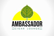 Ambassador Cigar Lounge Logo - Entry #4