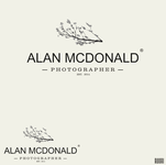 Alan McDonald - Photographer Logo - Entry #146
