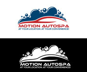 Motion AutoSpa Logo - Entry #284