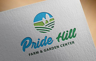 Pride Hill Farm & Garden Center Logo - Entry #19