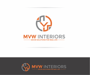 MvW Interiors Logo - Entry #27