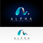 Alpha Technology Group Logo - Entry #114