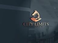 City Limits Vet Clinic Logo - Entry #90