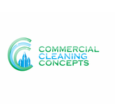 Commercial Cleaning Concepts Logo - Entry #72